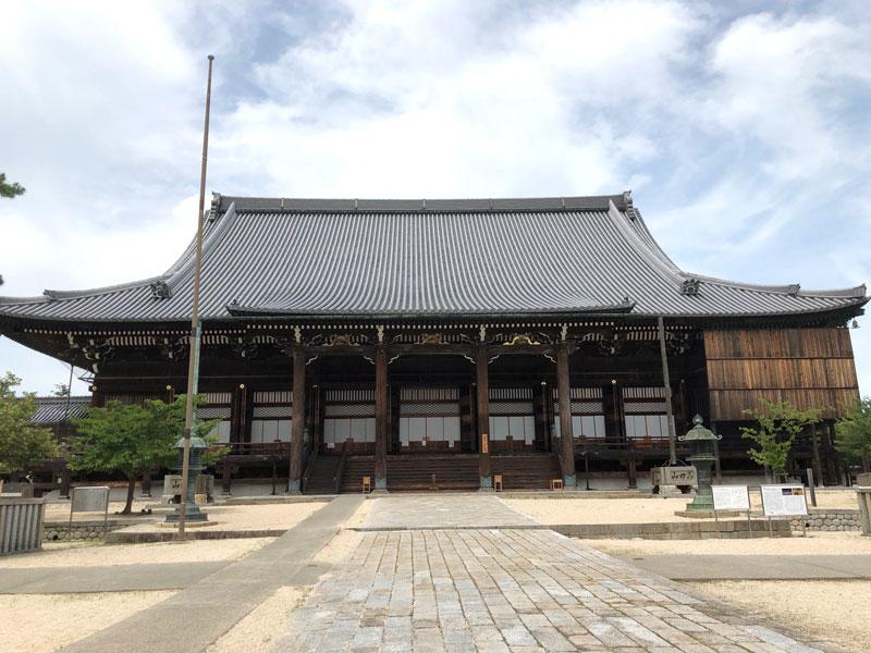 高田本山 御影堂