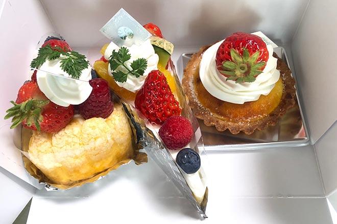 ケーキ屋ナカジマヤ