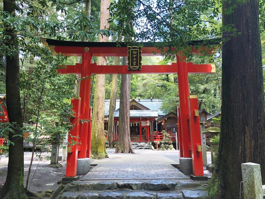 別宮椿岸神社
